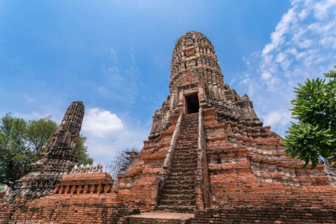 Wat-Ma-Hua-à-Ayutthaya