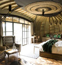 Nuit de rêve au Bisate Lodge au Rwanda