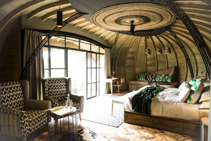 Bisate Lodge, Wilderness Safari, Rwanda Bisate Lodge