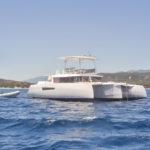 Le spa flottant sur le Pinarello II en Corse