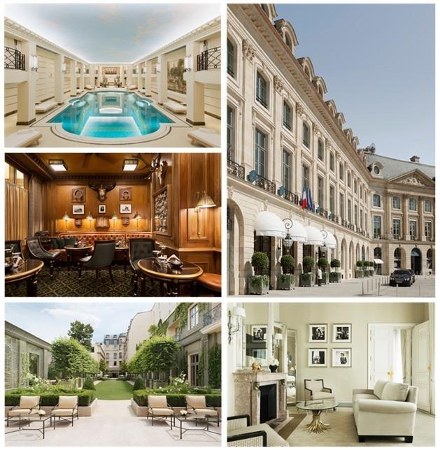 Découvrir le Ritz Paris