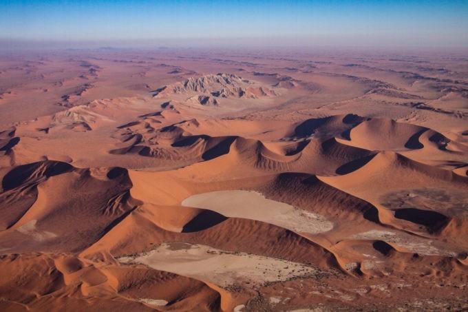 Le désert du Namib