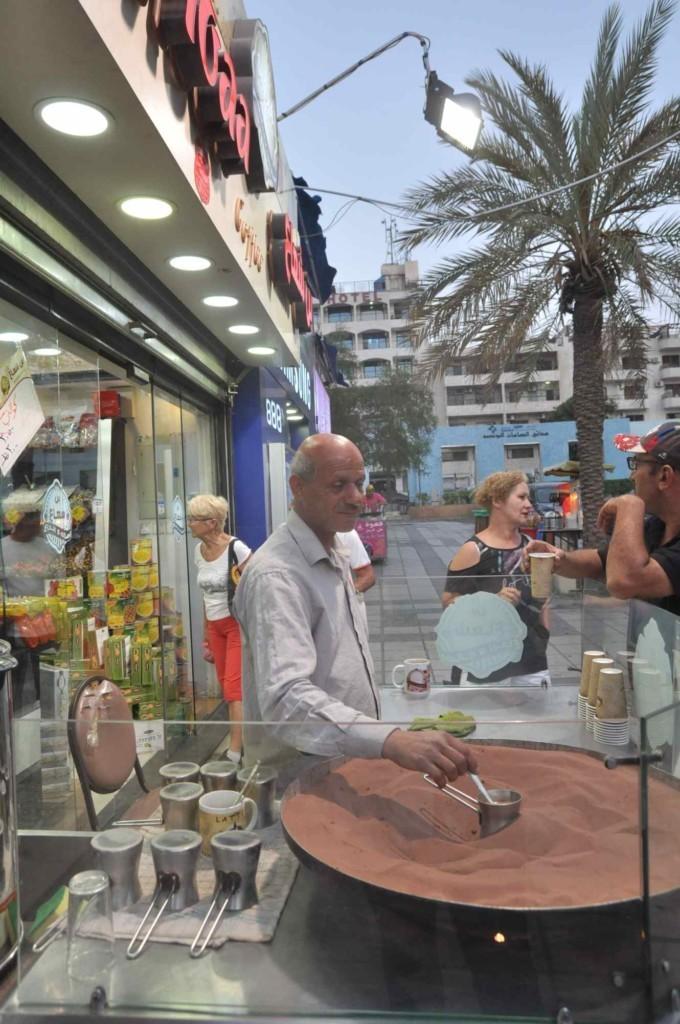Un petit café arabe ?