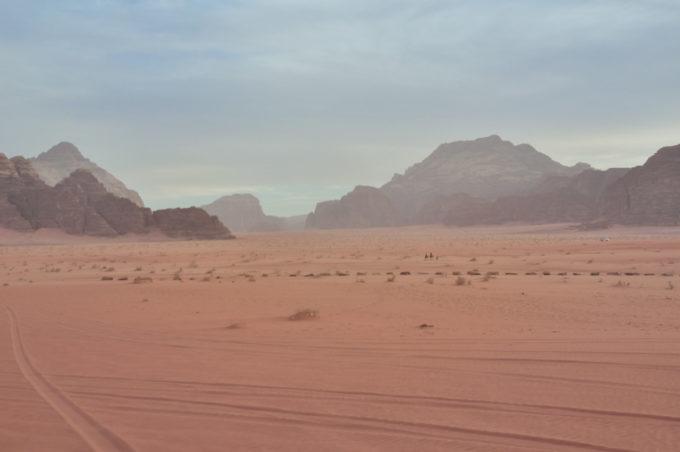 Le Wadi-run en balade