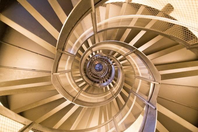 Escalier de Innsbruck