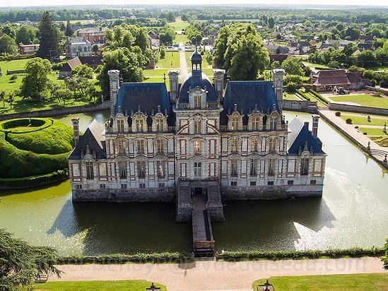 Châteaux Normandie