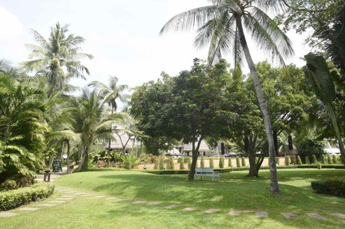 L'hôtel Movenpick à Phuket