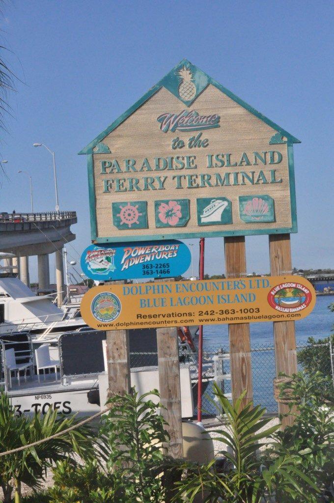 Paradise Island les Bahamas