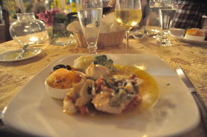 Des plats traditionnels de la culture bahaméenne vous seront proposés