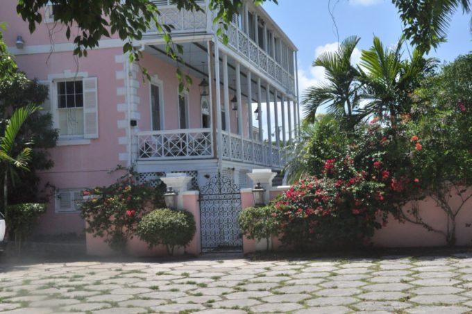 Une villa à Nassau