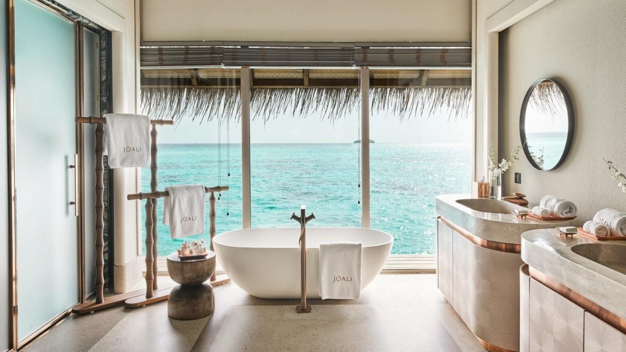 Salle de bain fabuleuse