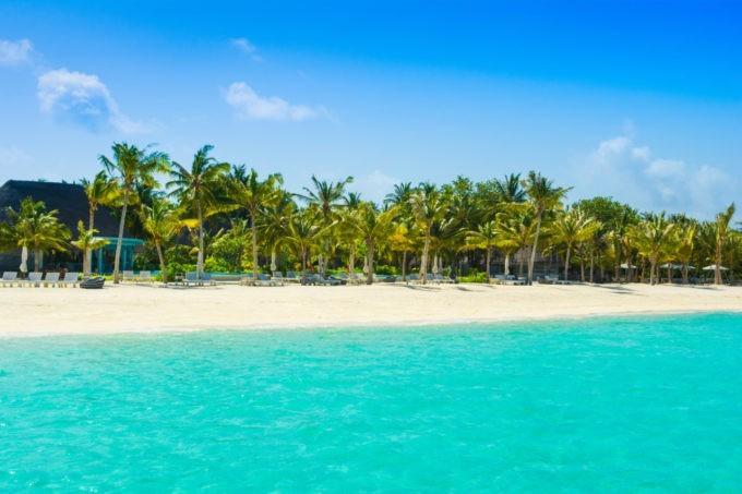 Lhaviyani Atoll aux Maldives