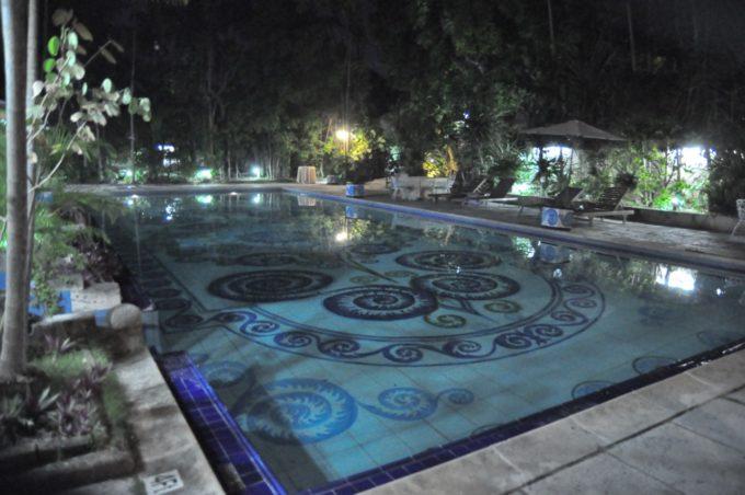 La piscine sublime du Greycliff