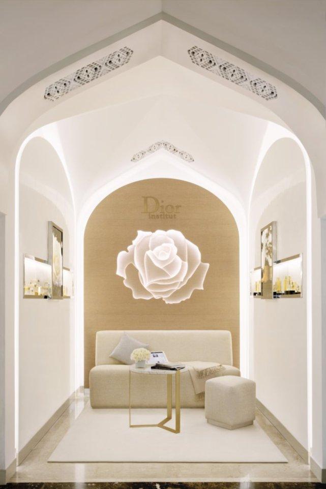 Le Dior Institute au El Saadi Palace