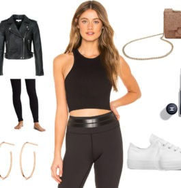 look-chic-en-avion