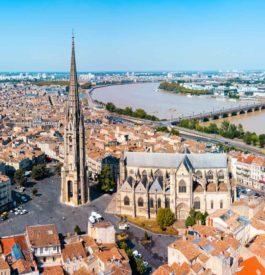 Parcourir Bordeaux et sa région