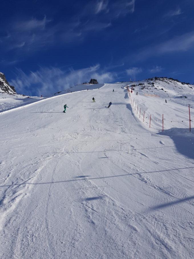 Les pistes de ski de Ischgl