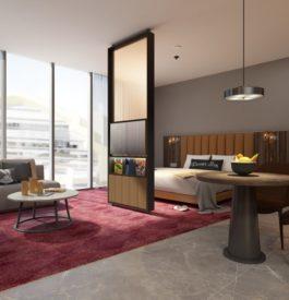 Découvrir l'hôtel de la Warner à Abu Dhabi