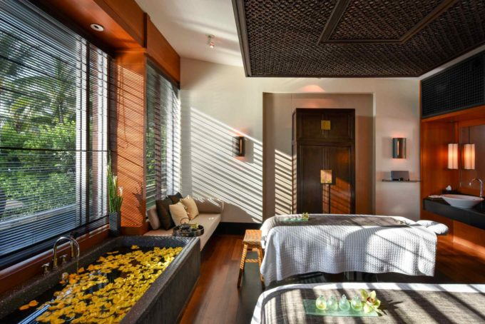 Le spa Valmont au Sétai à Miami