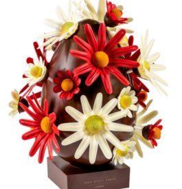 Manger du chocolat pour Pâques