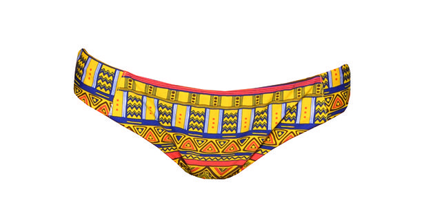 Bas de maillot africain