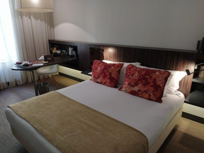 La chambre à l'hôtel Inspira Santa Marta