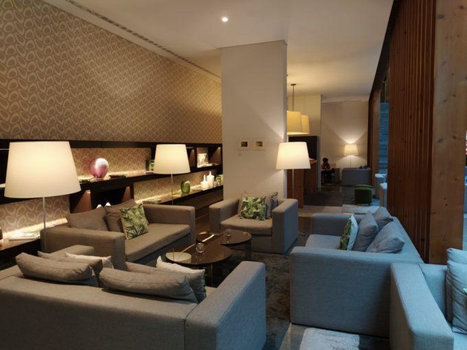 Un salon du bar lounge