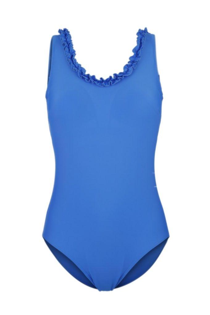 Maillot de bain bleu turquoise de Mona
