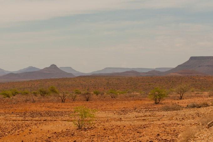 Des paysages splendides jalonnent chaque étape de ce roadtrip en Namibie
