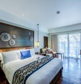 Classement des meilleures chambres d'hôtels de luxe