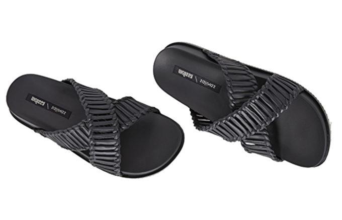 Des sandales pour les Landes