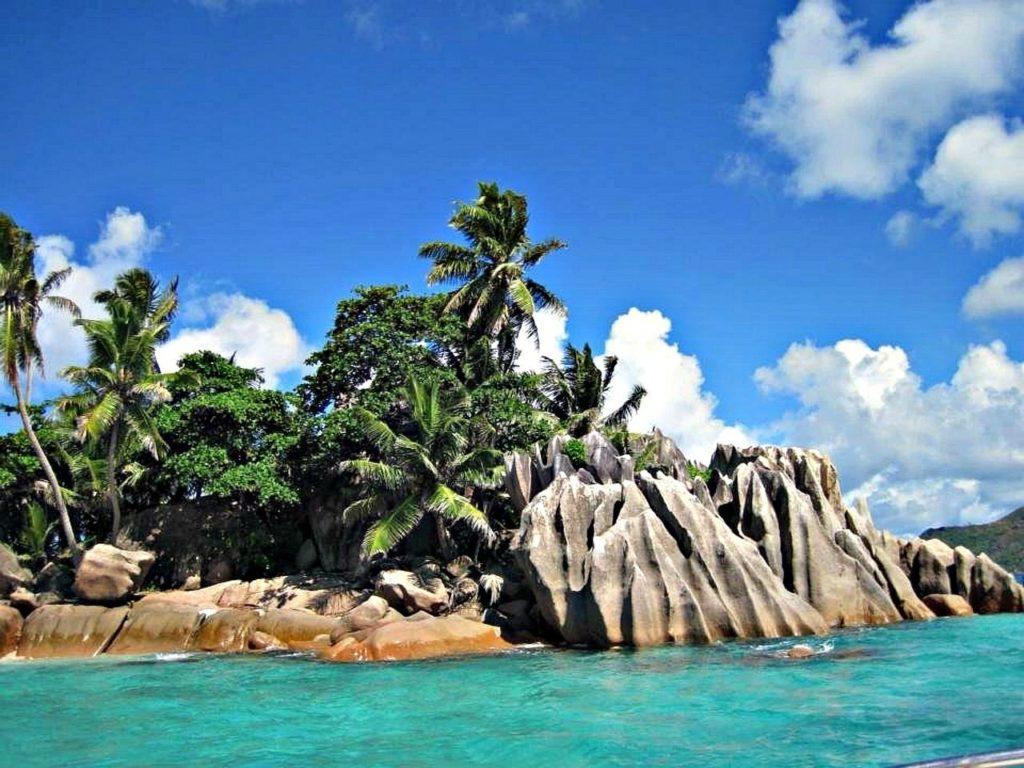 Les plages sublimes aux Seychelles