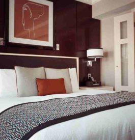 Conditions sanitaires dans un hôtel après la covid19