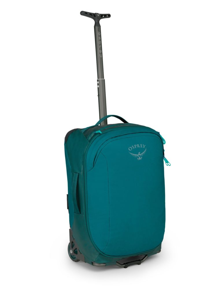 valise osprey bleue