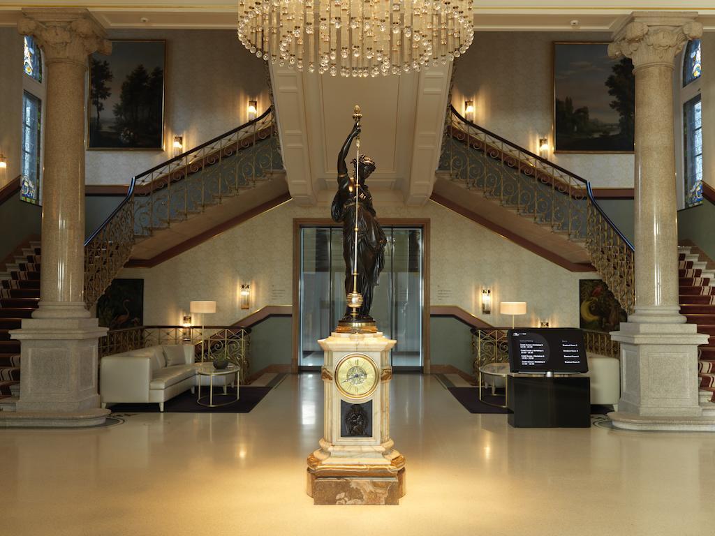 Oeuvres d'art au Dolder Grand hôtel