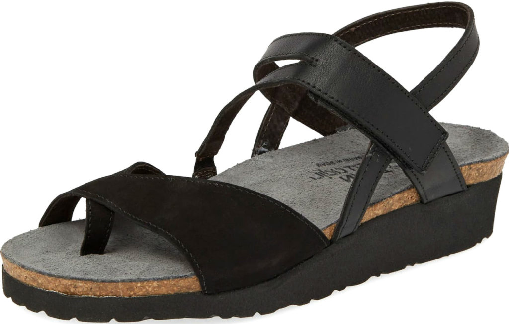 Blaire Wedge Sandale