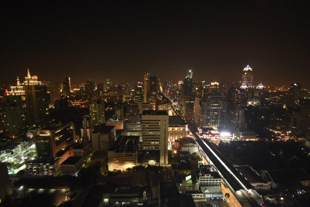 Piscine Hôtel Intercontinental Bangkok