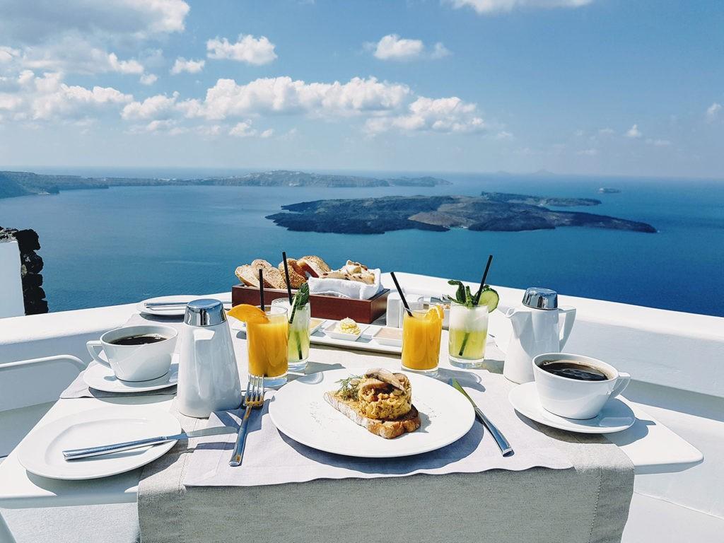 petit dejeuner Grace hôtel