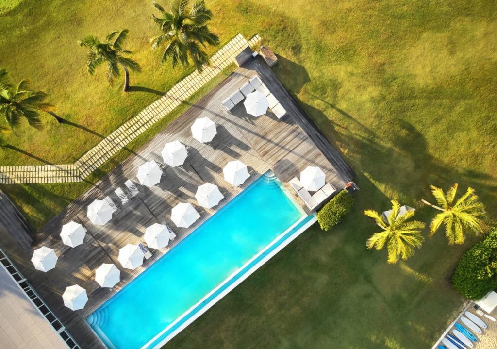 Piscine hôtel Cove Eleuthera