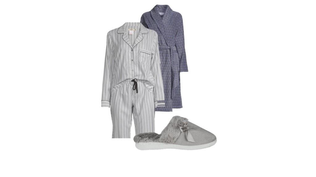 Pyjama temps mixte