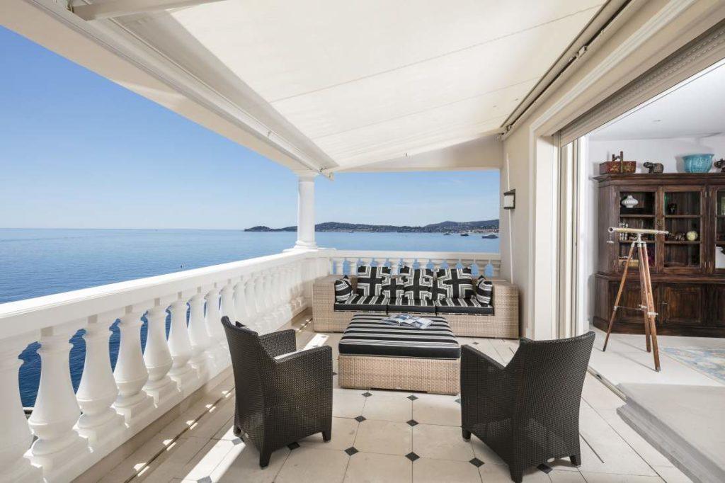 Terrasse Cap Estel Riviera
