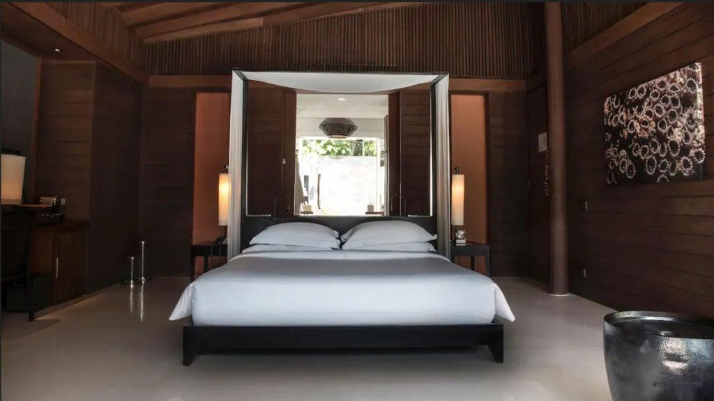 Chambre Park Hyatt Maldives