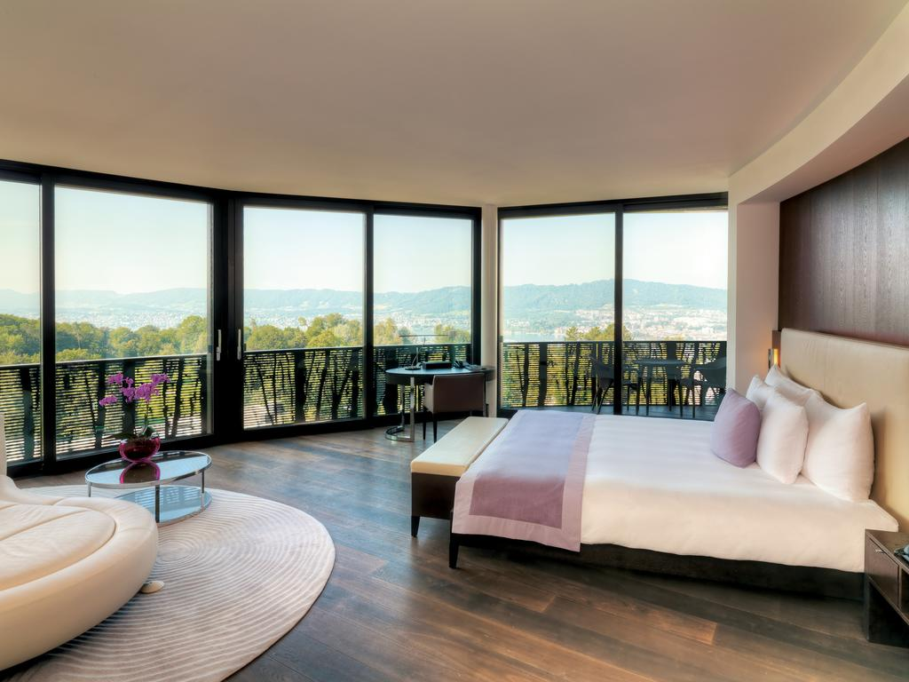 Le Dolder Grand Hôtel, l'incarnation du luxe