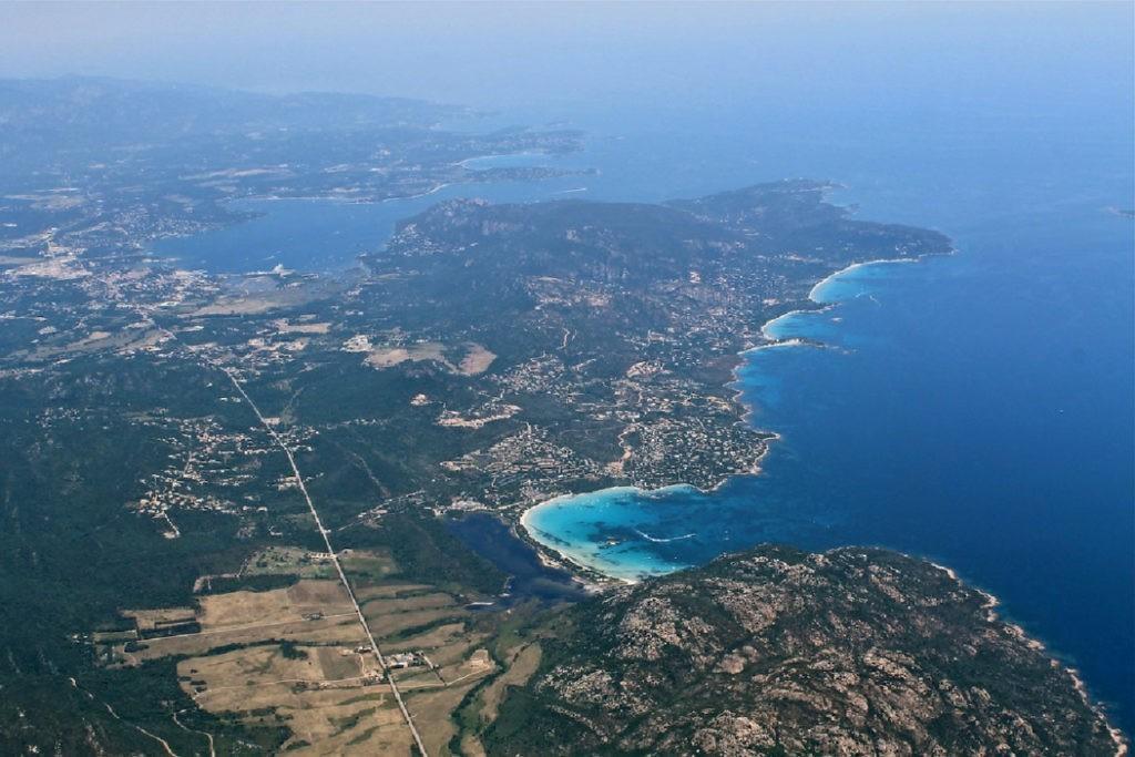 L'aéroport Figari en Corse du Sud