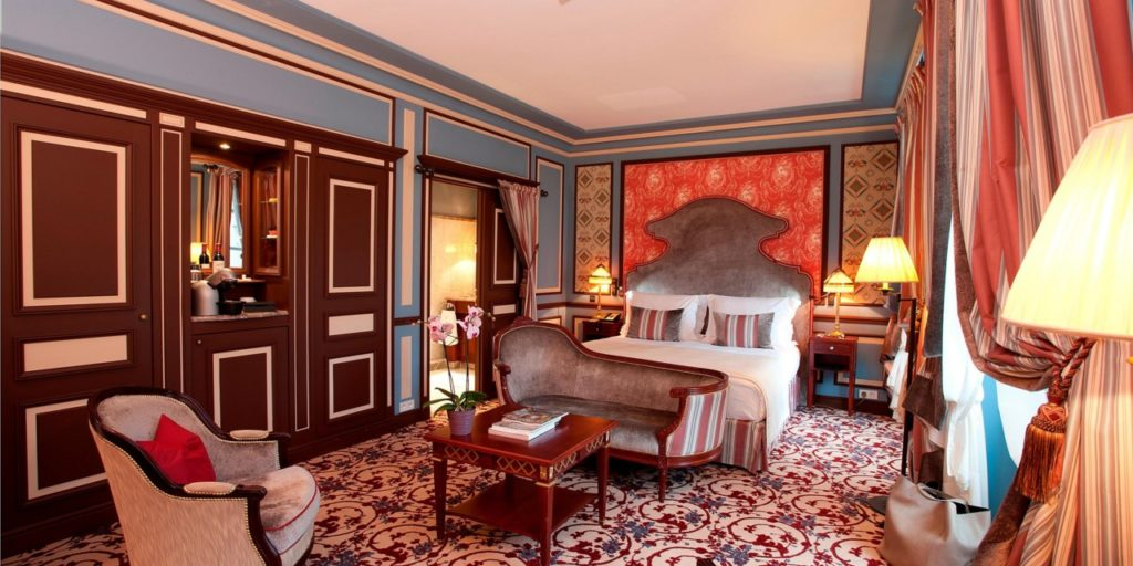 Chambre Intercontinental Bordeaux