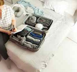 Préparer sa valise avec indispensables