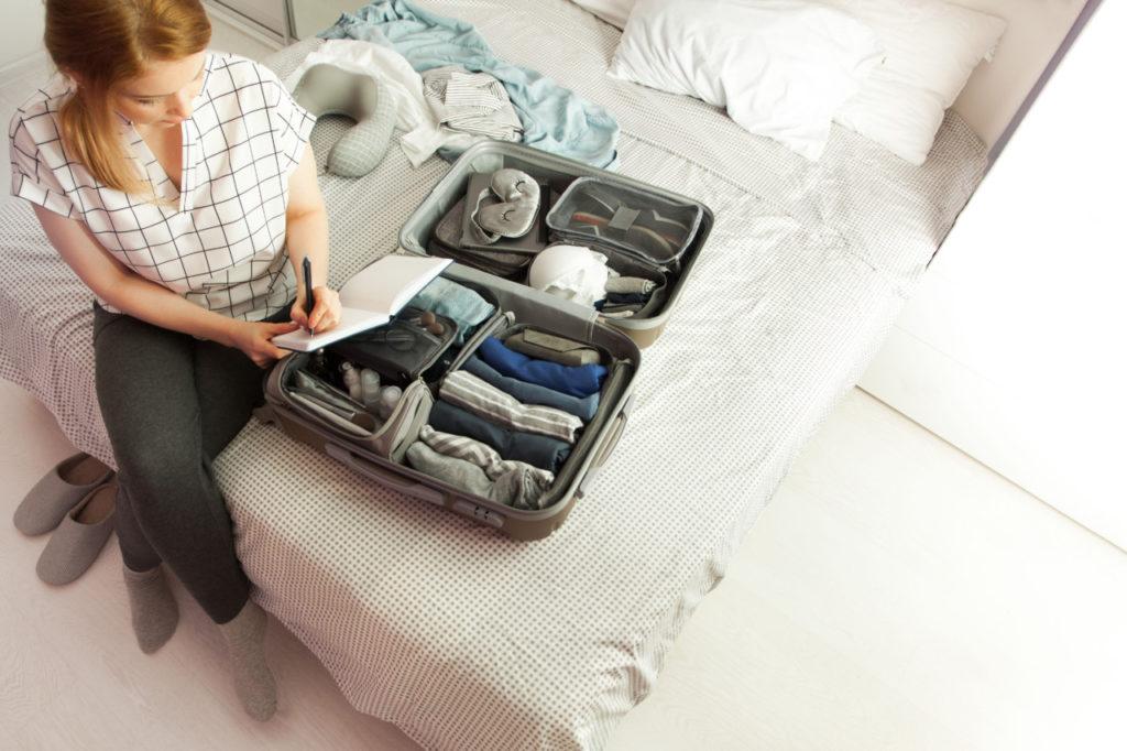 Boucler sa valise peut virer à l'horreur