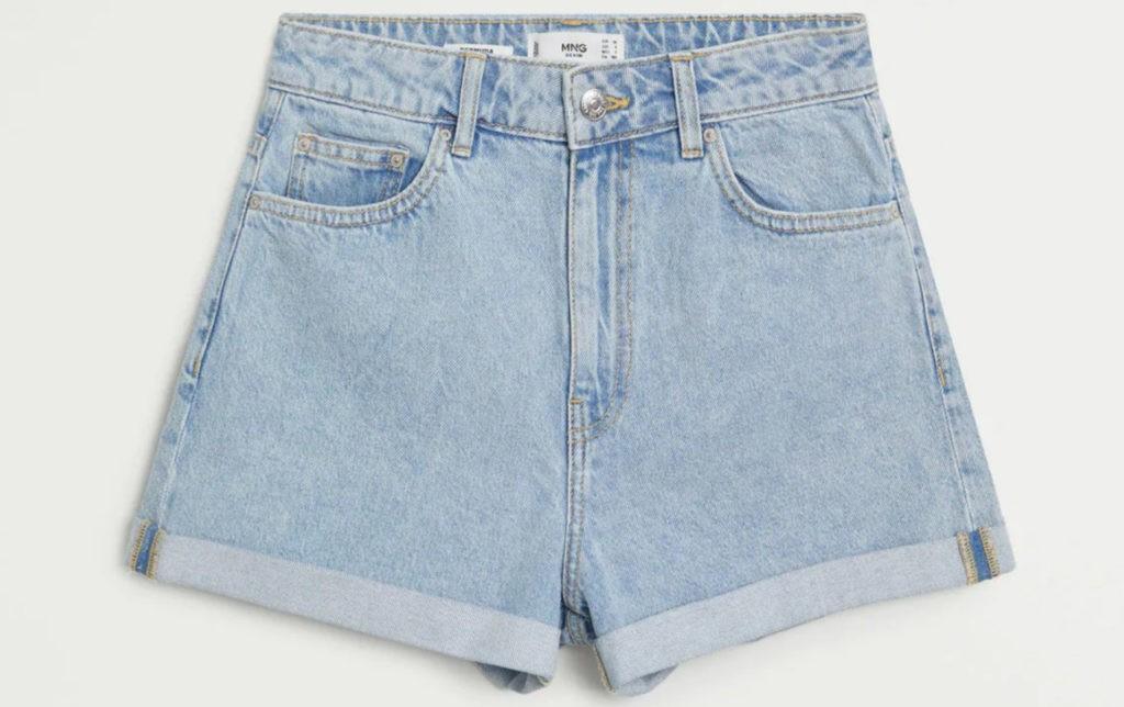 Short en jean Mango - 25.99€