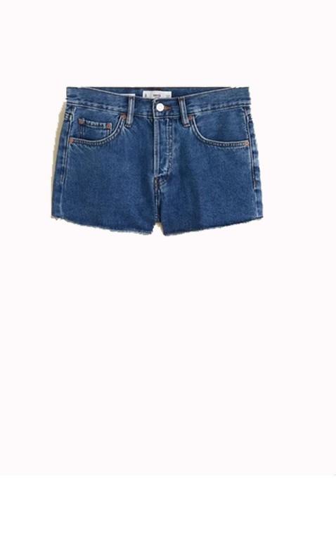 short en jean la redoute 9.99€