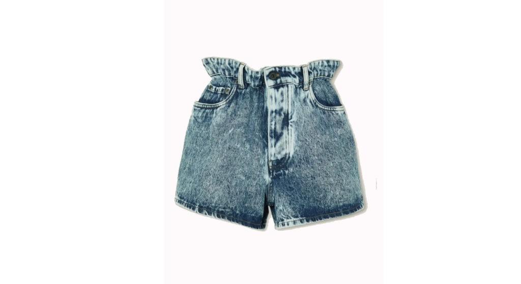 Short en jean Miu Miu - 490€